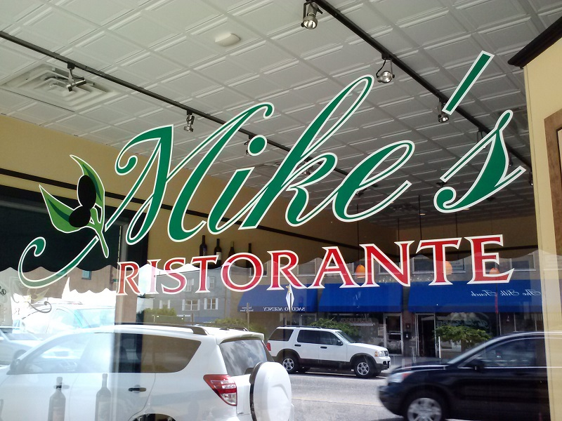 Mike's Ristorante - Copy