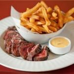 Classic Steak Frites at Marseille