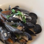 Mussels at Bistro B