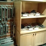 Wusthof knives on display - Copy