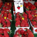 Organic strawberries - Copy