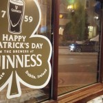Guinness for St. Patrick's Day