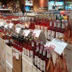 PLenty of Rosé at Stew Leonard's