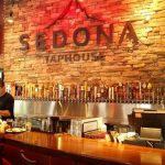 Fifty beers on tap at Sedona