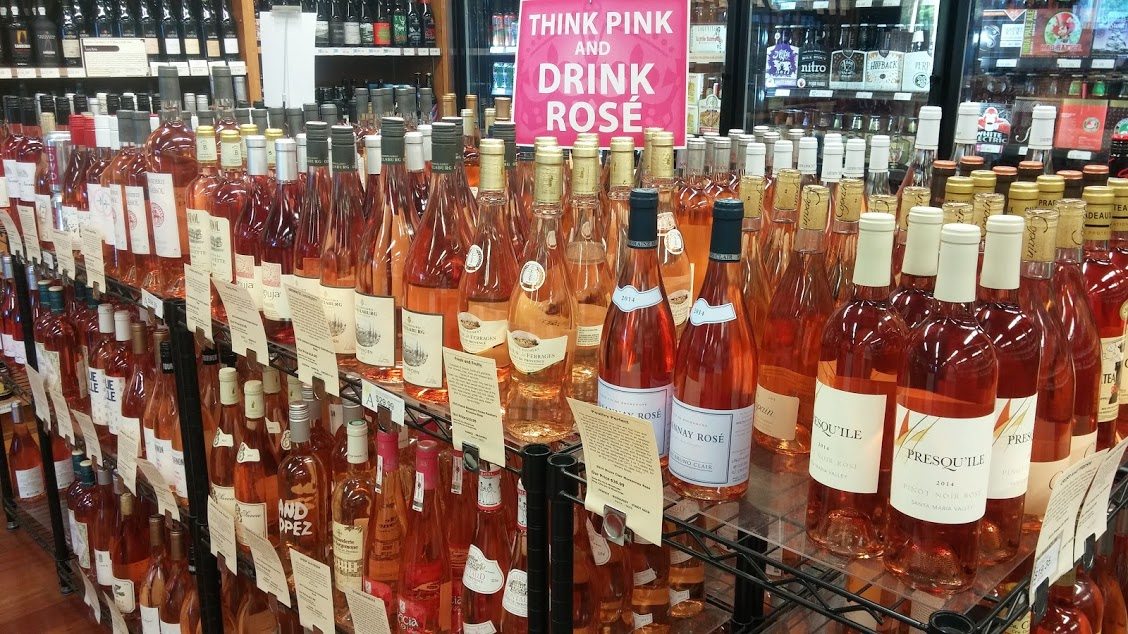 Think Pink at Ancona's in Wilton