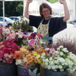 Flower power at Muddy Feet Flower Farm