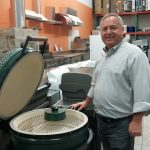 Tony Aitoro and The Big Green Egg