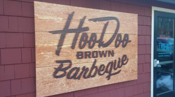 HooDoo Brown Barbecue