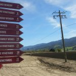 Santa Lucia Highlands wineries.