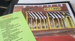 Méli-Mélo menu and daily soups