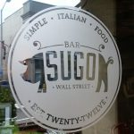 Bar Sugo on Wall St. in Norwalk