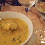 Chunky Seafood Soup