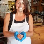 Getting ready to roll out the meatballs