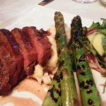 Bistro steak and rocket