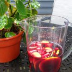 Sangria ready for a party