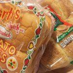 Martins's potato rolls or a hearty kaiser roll