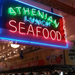 The famous Athenian in the Pike Place Market