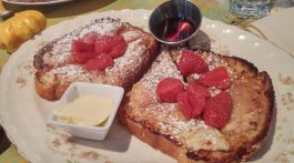 French toast at The Spread