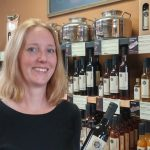 Heidi Burrows at New Canaan Olive OIl