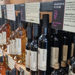 More than 30 vinegars at New Canaan Olive Oil