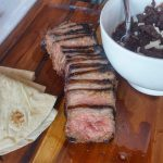 Strip Steak for Carne Rancheros