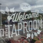 The Ithaca Beer tasting room.