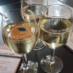 Three rieslings at Americana Vineyards