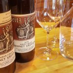 Heitz Trailside and Napa Cabernets from 2012