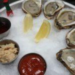 Inviting oysters at Washington Prime
