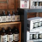 The Hudson Standard shrubs and bitters