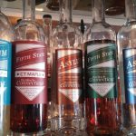Asylum Distillery spirits