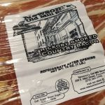 Newsom's hickory smoked country bacon