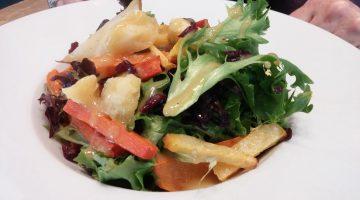Dere Street winter salad