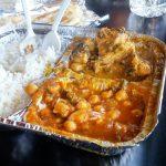 Lunch box at Mumbai Rasoi