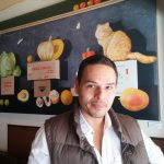 6. Chef-Owner Renato Donzelli at Basso Cafe