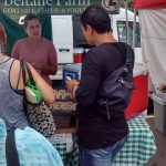 7. Renato Donzelli at the Westport Farmers Market in warmer times