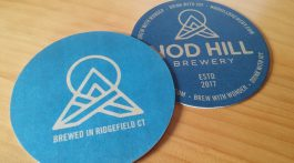 Nod Hill, brewed in Ridgefield