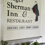 2. The historic Roger Sherman Inn in New Canaan