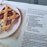 5. Sweet Cherry Sheet Pan Pie in Fine Cooking Magazine
