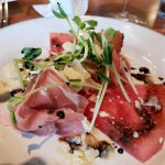 4. Chef Nicholas's watermelon salad at One29