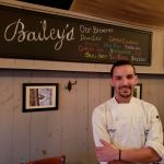 6. Chef Zach at Bailey's
