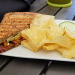 11. The Bertram sandwich