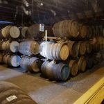 10. Barrels of whisky aging at Highland Park