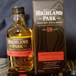 12. Highland Park 18, a special treat for our last night.