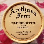 8. Arethusa cultured butter